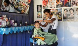 Foto de Contacta con los mejores peluqueros profesionales