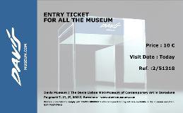 Fotos de Davis Museum | The Davis Lisboa Mini-Museum of Contemporary Art in Barcelona