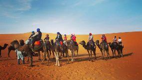 Descubrir Marruecos 4x4 Madrid