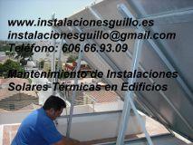 Fotos de Instalaciones Guilló