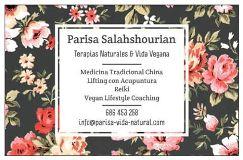 Foto de Parisa Salahshourian - Terapias Naturales & Vida Vegana Madrid