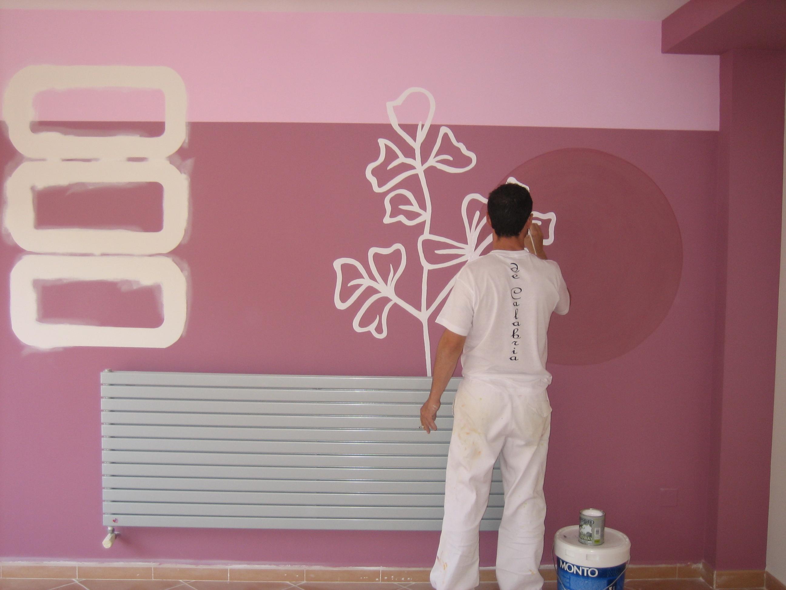 Moderno Decoracin En Pintura Ornamento Ideas de Decoracin de