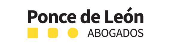 Logotipo de empresa Ponce de León Abogados
