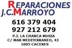Fotos de Reparaciones J.C.Marroyo