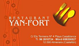 Foto de Restaurante Yan-Fort Almenara