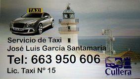Fotos de Taxi Cullera José 663950606
