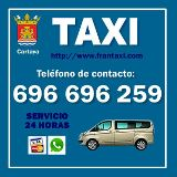 Taxi Fran Carrasco Cartaya