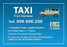 Fotos de Taxi Fran Carrasco