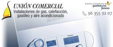 Foto de UNION COMERCIAL DE GAS Y CALEFACCIÓN DE VALENCIA SL
