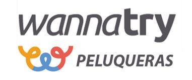 Logotipo de empresa Wannatry, consulta los mejores peluqueros y servicios de imagen personal en Bilbao